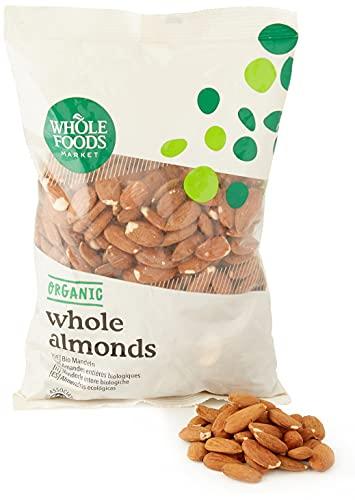 Whole Foods Market - Mandorle intere biologiche, 500 g