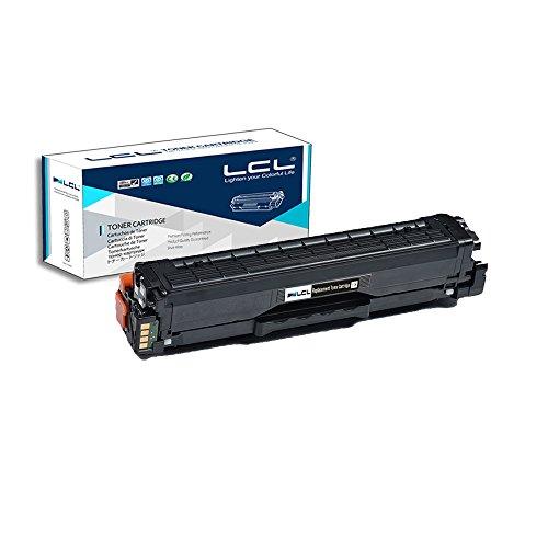 LCL Cartucce di Toner Rigenerate CLT-K504S CLT-504S K504S 504S Nero Sostituzione per Samsung CLP-415 CLP-415N CLP-415NW CLP-470 CLP-475 CLX-4195N CLX-4195FN CLX-4195FW Samsung Xpress SL-C1810W