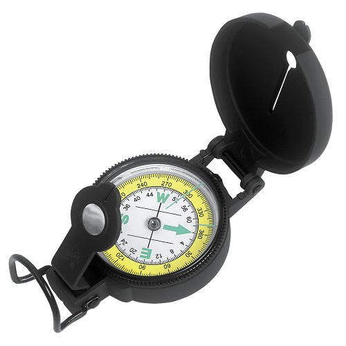 Silva 2801020 Lensatic 360 Compass
