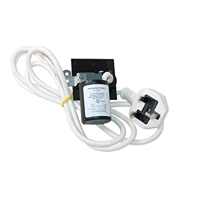 Genuine HOTPOINT Washing Machine Mains Cable & Filter