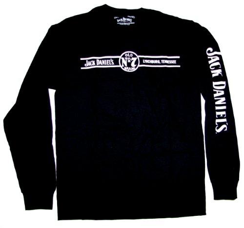 Jack Daniels Longsleeve T-shirt Lynchburg-xl
