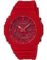 [カシオ] 腕時計 ジーショック カーボンコアガード デジタル・アナログコンビネーションモデル GA-2100シリーズ メンズ