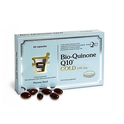 Bio-Quinone Q10 100mg Gold - 60caps