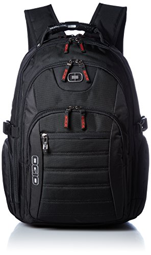 OGIO Urban Pack, Multifunktions Reiserucksack mit Laptop-Fach, Schwarz, Style 111075