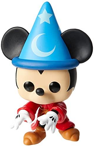 Funko - Pop! Disney Fantasia 80th - Sorcerer Mickey Figura Coleccionable, Multicolor (51938)