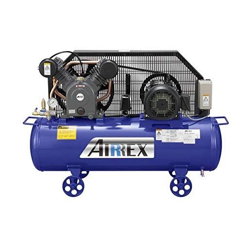 アネスト岩田 コンプレッサー オイル式 3馬力 200V 3相 AIRREX エアレックス 業務用 日本製 アネスト岩田 HXT22EG-10M5