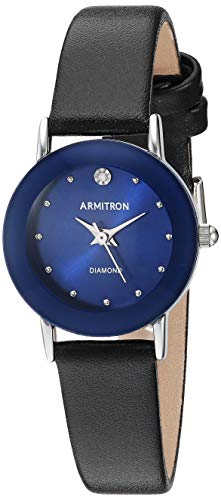 Armitron Dress Watch (Model: 75/2447BLSVBK)