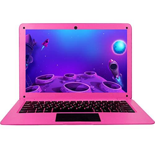 HSW 10.1 pulgadas Windows 10 Ultra Thin Laptop PC – 2GB RAM 32GB de almacenamiento, Intel Quad Core 1.44Ghz USB 3.0, WiFi, HDMI, BT, compatible con 128GB tf-Card ordenador portátil