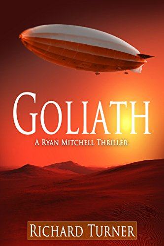 Book: Goliath (A Ryan Mitchell adventure) by Richard Turner