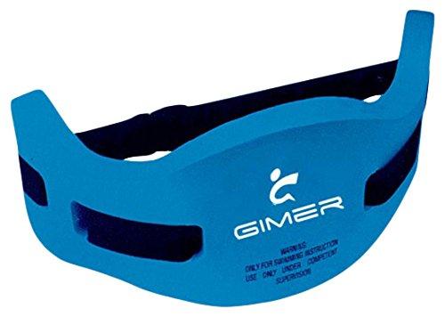 GIMER Nuoto, Cintura per Acquagym Unisex – Adulto, Olimpico, 73x24x4
