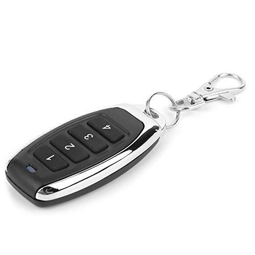 Abrepuertas de puerta de garaje de control inteligente de 4 botones de llave remota de coche/ATA PTX‑5v1 para GDO 6v3