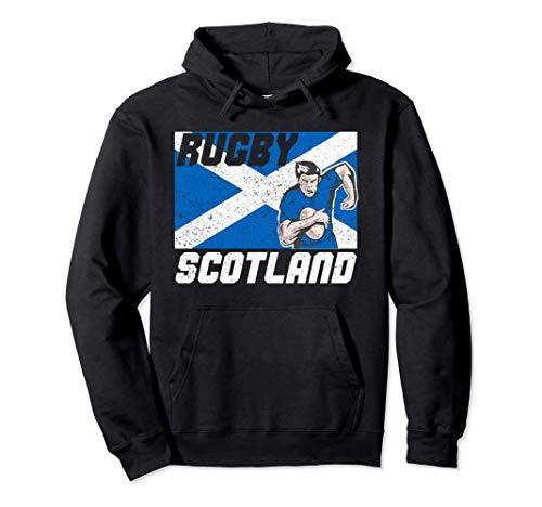 Schottland rugby-trikot 2021 Scotland Rugby Pullover Hoodie