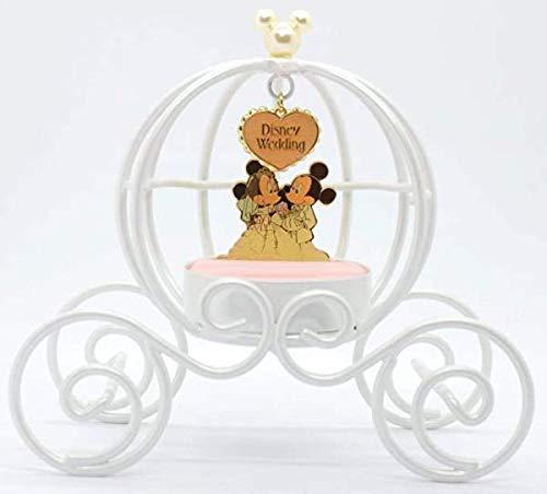 【マリッジリングケース】結婚指輪・ウェディング ミッキーマウス&ミニーマウス 結婚祝い ジュエリーケース ディズニーリゾート限定