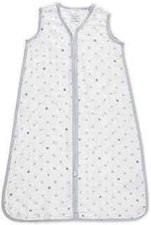 aden by aden + anais sleeping bag, dove, Small 0-6 Months (1 Sleeping Bag)