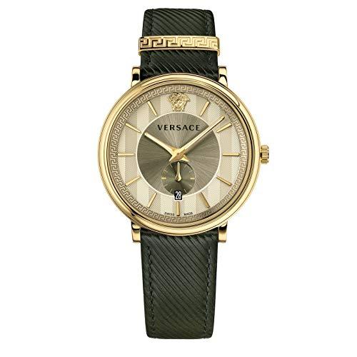 orologio versace Versace VBQ030017 V-Circle Mens Watch