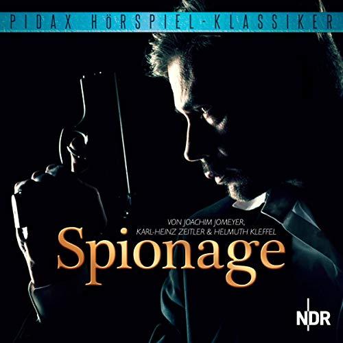 Spionage Titelbild