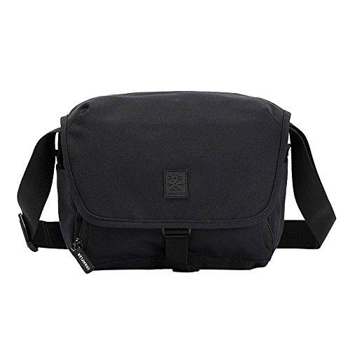 Crumpler Kingpin 2500 KP2500-001 foto tas schoudertas voor SLR camera zwart