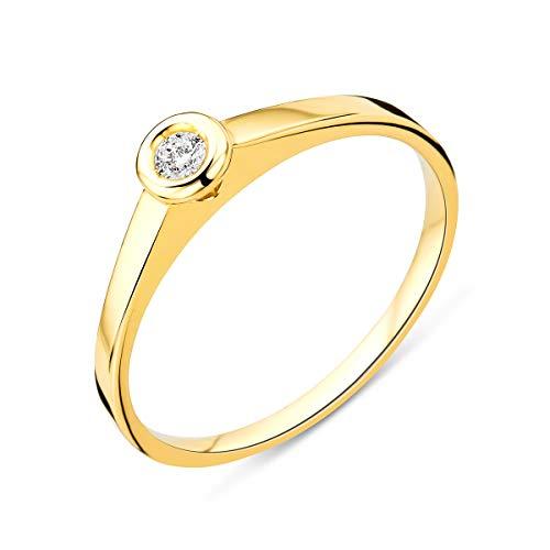 Miore Mujer 9 k (375) oro amarillo 9 quilates (375) HI
