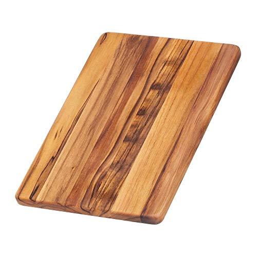 "TeakHaus Edge Grain Cutting/Serving Board (Rectangle) | 12"" x 8"" x 0.55"""