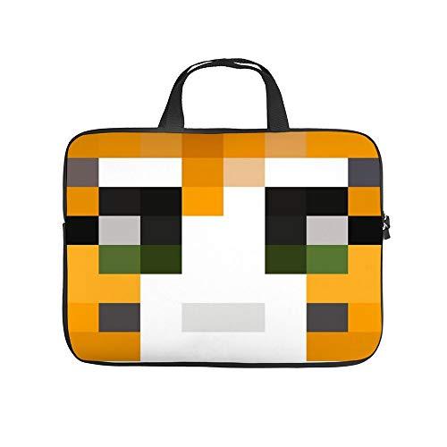Neoprene Sleeve Laptop Handle Bag Handbag Notebook Case Cover Stampy Minecraft Skin Portable MacBook Laptop/Ultrabooks Case Bag Cover 13-13.3 Inch
