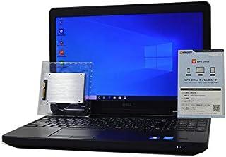 ノートパソコン 【Office搭載】 SSD 512GB (新 品 換 装) DELL Latitude E5540 第4世代 Core i7 4600U HD 15.6インチ 16GB/512GB/DVDROM/WiFi対応無線LAN/NVI...