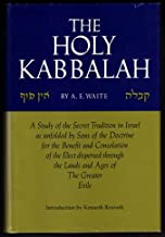 Holy Kabbalah: A Study of the Secret Tradition In Israel As Unfolded by Sons of the Doctrine f