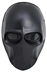 FMA Wire Mesh Full Face Protection Skull Mask