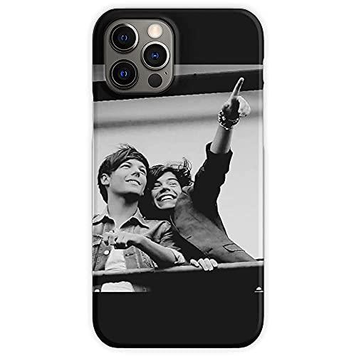 Fundas para teléfono Pure Clear TPU Anti-Fall compatibles con iPhone 12/12 Pro MAX 12 Mini 11 Pro MAX SE X XS MAX XR 8 7 6 6s Plus Funda-Tablet Larrystylinson Cute
