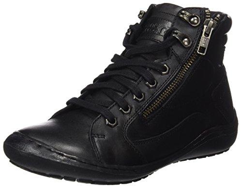 Coronel Tapiocca C588-11, Botines para Mujer, Negro (Black), 41 EU