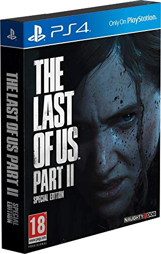 PlayStation Sony ps4 Last of US 2 Special - ps4