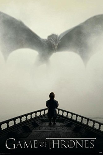 Pyramid PP33569 - Póster Solo Game of Thrones, 61 x 91.5 cm