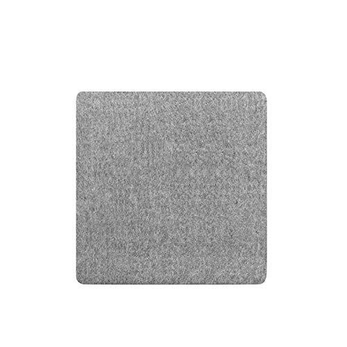 ALEOHALTER Lana que presiona la estera durable de alta temperatura del fieltro de las lanas artificiales que planchan la tabla del cojín de prensado