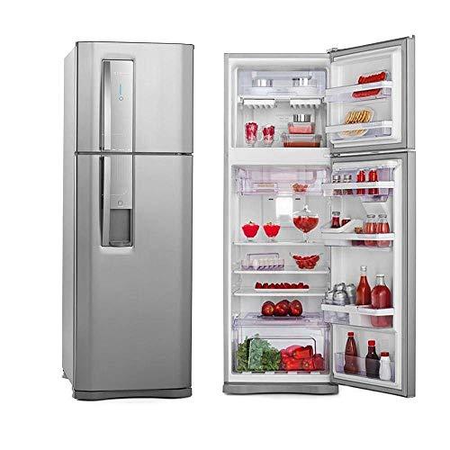 Refrigerador Frost Free Electrolux 380L Inox (DW42X)
