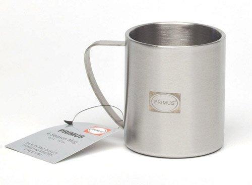 Primus Edelstahlbecher 4 Season, Silber, 0.3 Liter