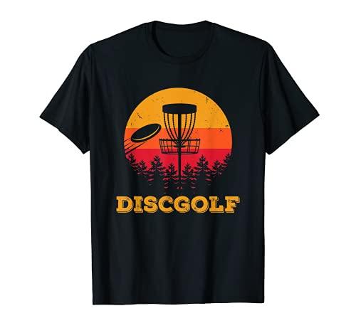 Discgolf Ultimate Frisbee - Lánzalo en la cesta Discgolf Camiseta