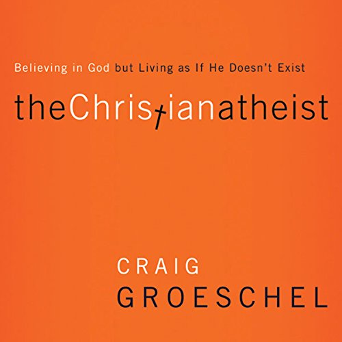 The Christian Atheist audiobook cover art