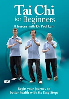 dr paul lam tai chi for arthritis