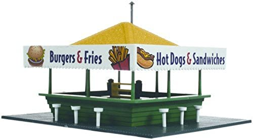 Atlas HO Scale Refreshment Stand Kit by Atlas