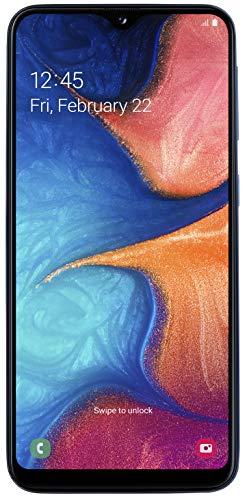 Samsung Galaxy SM-A202F 14,7 cm (5.8 Zoll) 3 GB 32 GB Dual-SIM 4G Blau 3000 mAh - Smartphones (14,7 cm (5.8 Zoll), 720 x 1560 Pixel, 3 GB, 32 GB, 13 MP, Blau)