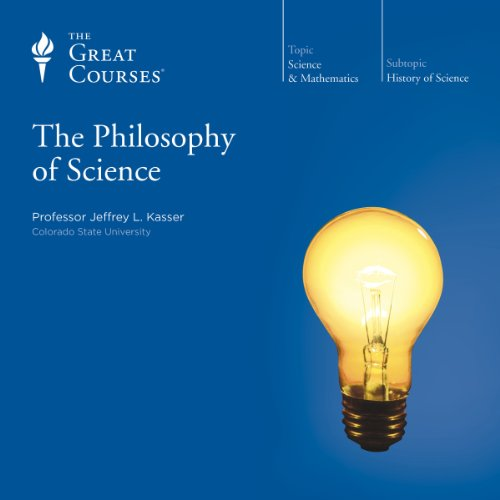 Philosophy of Science audiobook cover art