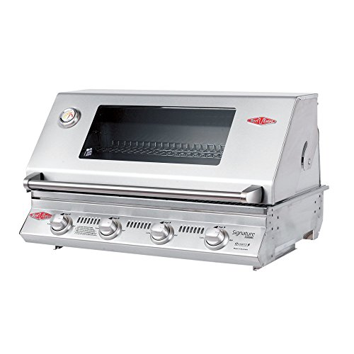 BeefEater 12840S Signature Premium 32″ Stainless Steel 4 Burner Built-in Gas Grill Review