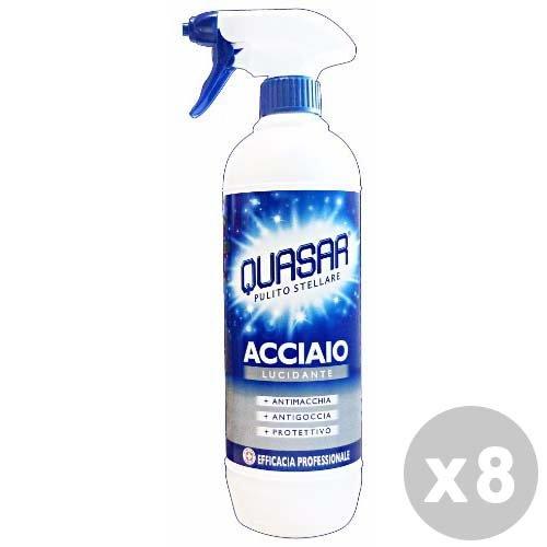 Quasar detergente, detersivo, Multicolore, Unica, 6 Unità