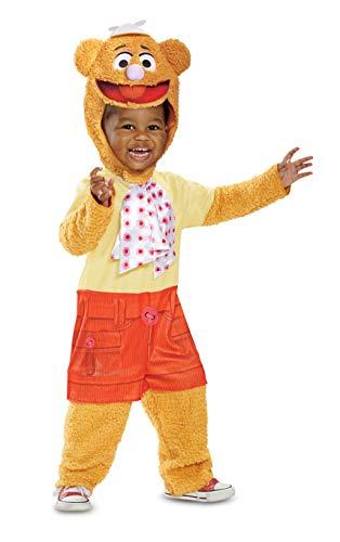 Disney Fozzie Muppet Babies Toddler Boys' Costume
