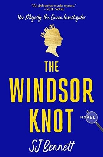 The Windsor Knot A Novel Her Majesty the Queen Investigates Book 1 product image