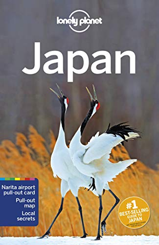 Lonely Planet Japan [Lingua Inglese]