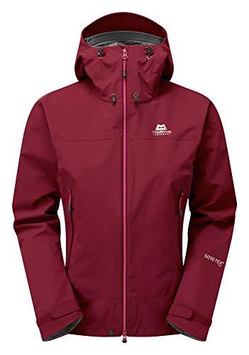 Mountain Equipment Shivling Jacket Women, 8 UK Damen, Cranberry