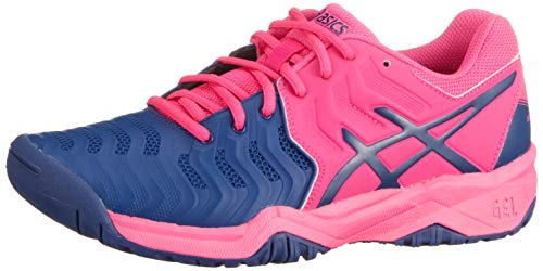 Asics Gel Resolution 7 Gs Ragazza Viola All Court - 40