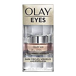 Eye Cream by Olay Ultimate Cream for Dark Circles and Wrinkles, 2 Month Supply