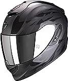 Scorpion Helm Scorp Casco, Unisex Adulto, Negro Mate, Large