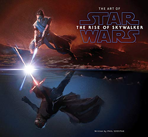 The Art of Star Wars: The Rise of Skywalker Hardcover for 13.72